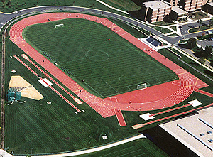 Soccer Amp Track Complex North Of Lund Center Athletic
