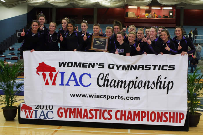 UW-Whitewater 2010 WIAC Champs