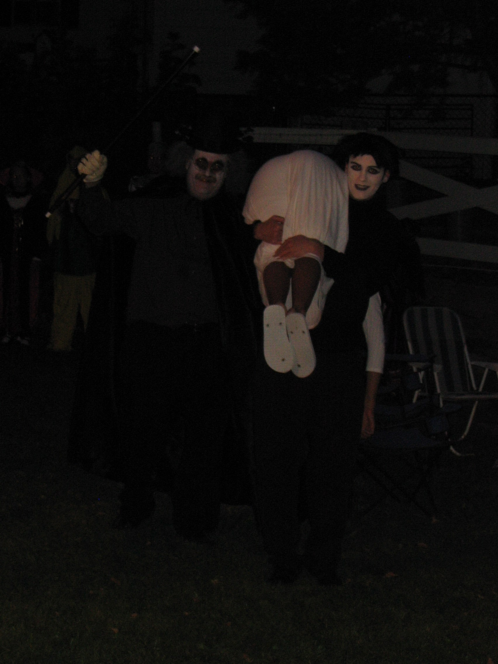 Halloween Party Oct 28 2006 Chemistry Club Chemistry