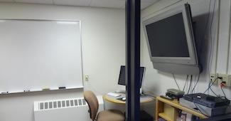 Culpeper Media Viewing Room