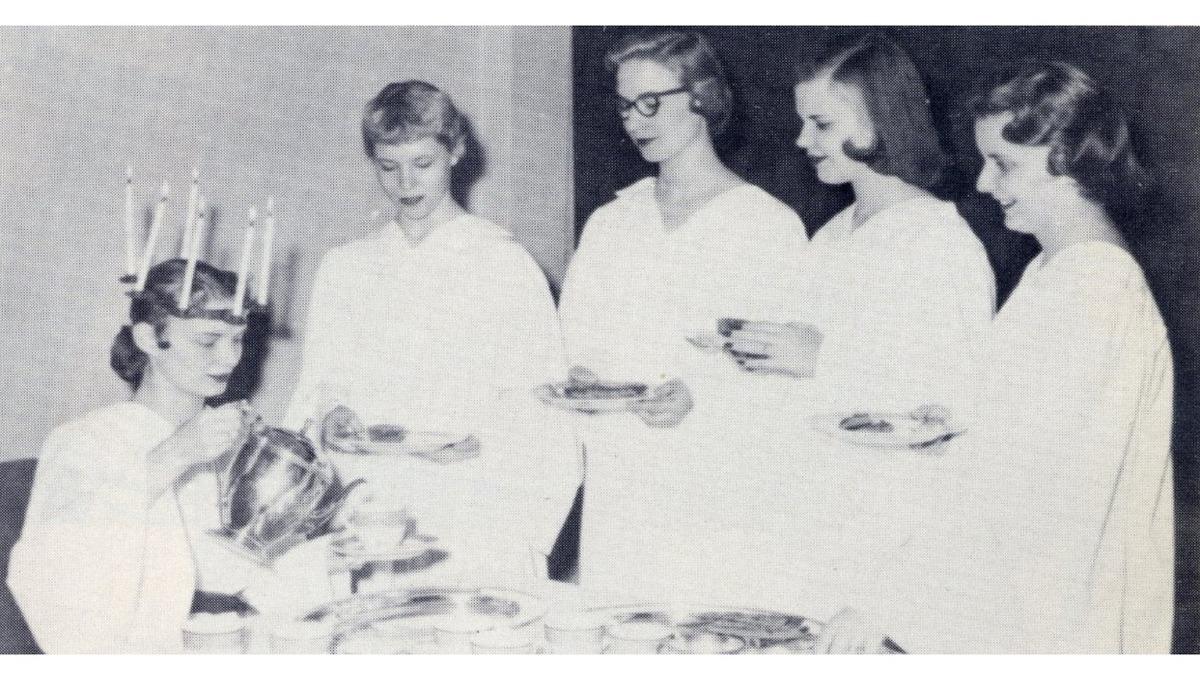 1956 Lucia