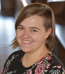 Headshot of preaching intern Rachel