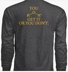 2018 T-shirt back