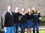 2014-15 Chem Club Officers