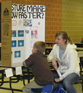 South Elementary Science Fair 2009 - photo 5