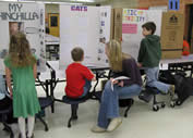 South Elementary Science Fair 2009 - photo 1