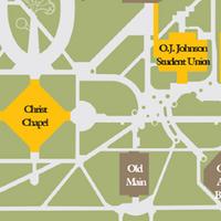 Gustavus Map App