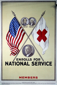 Enrolls for National Service