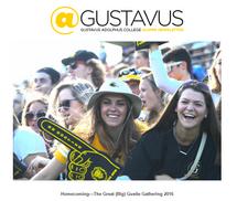 October 2016 @Gustavus