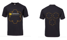 2016 Chemistry T-shirt - front & back