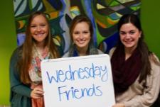 Wednesday Friends