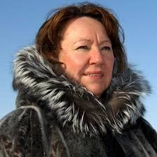 Photo of Sheila Watt-Cloutier