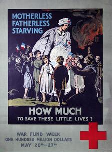 Motherless, Fatherless, Starving
