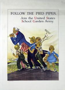 Follow the Pied Piper