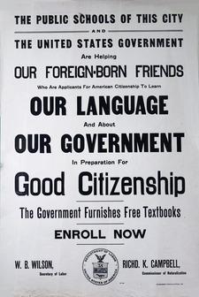 Language-Government-Good Citizenship