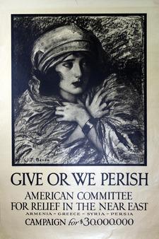 Give or We Perish