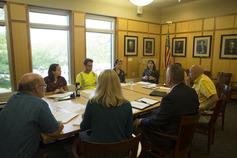 photo of PESC meeting