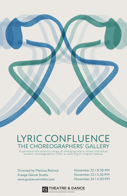Lyric Confluence: The Choreographers' Gallery at Gustavus