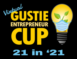 Gustie Cup Mask Logo 2021
