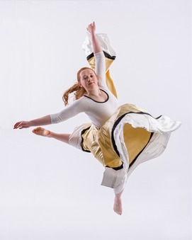 Photo of a dancer