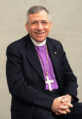 Photo of Bishop Younan