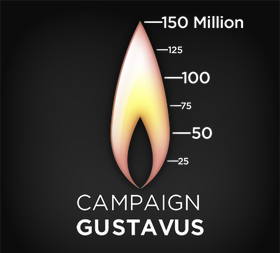 Campaign Gustavus Progress