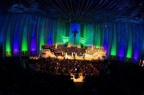Christmas in Christ Chapel 2013
