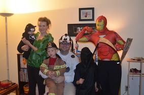 2015 Chem Halloween Costume Winners