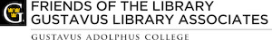 Gustavus Library Associates with small G logo