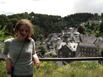 Gustavus Student in Germany