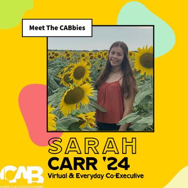MeetTheCABbies_Sarah