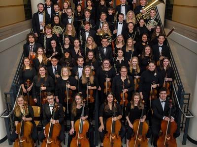 Gustavus Symphony Orchestra and Gustavus Jazz Ensemble Home Concert