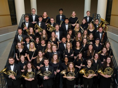 Gustavus Wind Symphony and Gustavus Chamber Winds Concert