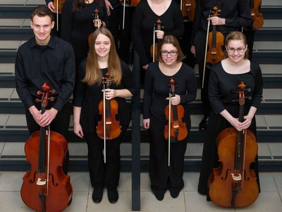 Gustavus Philharmonic Orchestra and Campus Band Fall Concert