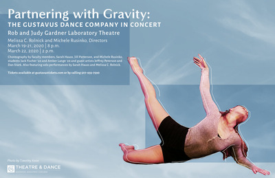 Partnering with Gravity Poster