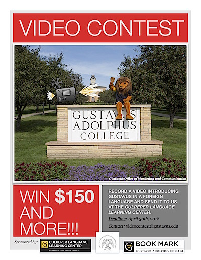 Video Contest Poster