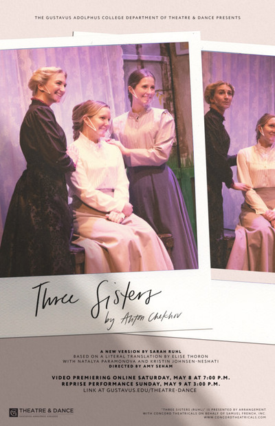 Three Sisters Poster