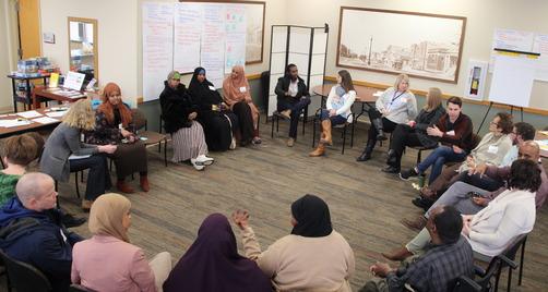 Addressing Challenges Together