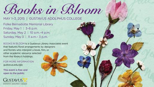 2017 Books in Bloom program