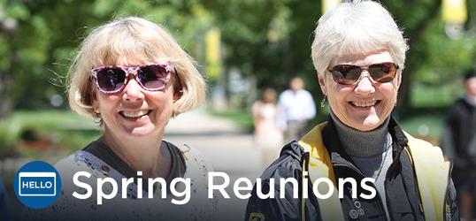Spring Reunion Photo