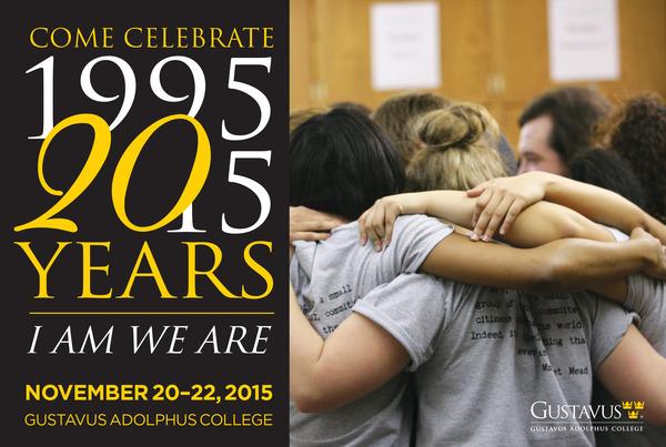 I Am We Are 20th Anniversary Celebration