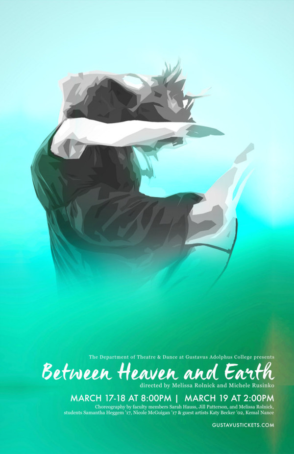 Between Heaven and Earth Poster