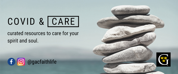 Curated resources for spiritual care