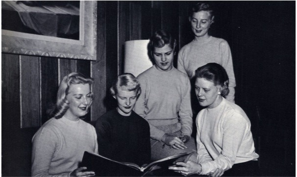 1957 Lucia