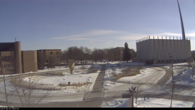 Gustavus Webcam