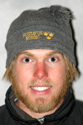 Andy Rishavy (Junior, Alexandria, Minn.) led the Gusties at the first NCAA Qualifier of the season in Park City, Utah.