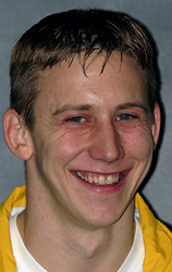 Will Sutor won the 200 freestyle and the 100 butterfly on Saturday.