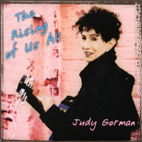 Judy Gorman, a singer-songwriter and activist