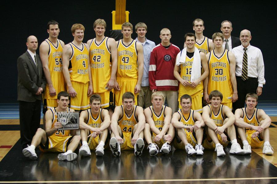 2004-05 Golden Gustie Basketball Team