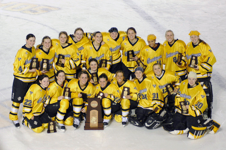 Golden Gusties - 2005 NCAA Third Place Team
